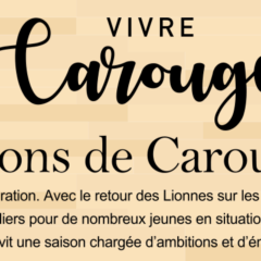 Un article sur les Lions de Carouge
