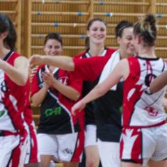Lionnes de Carouge vs STV Luzern basket