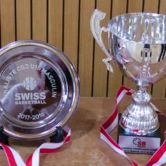 Final Four des Championnat Suisse Jeunesse 2018