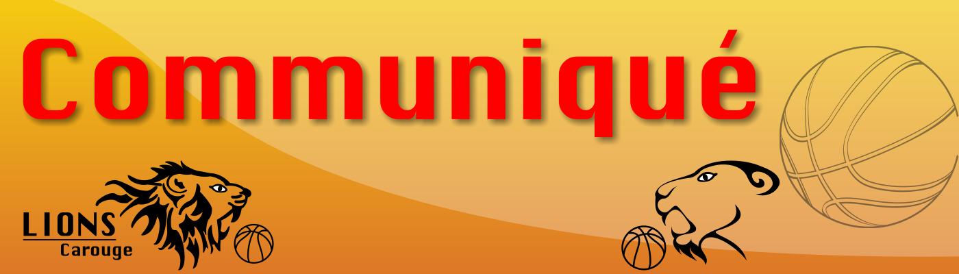 Communiqué U17M