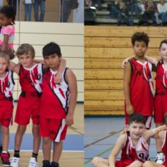 Les premiers mois de championnat de nos équipes Mini Basket