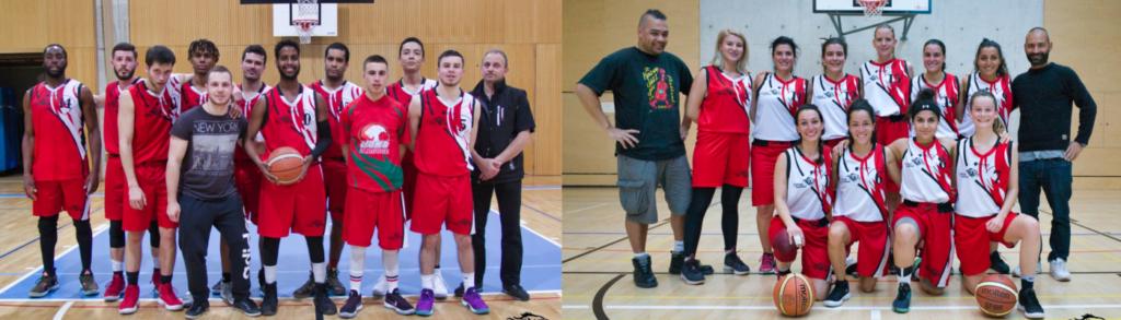 Les premiers mois de championnat de nos équipes Seniors