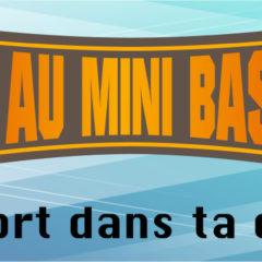 Fait du sport dans ta commune – joue au Mini-Basket