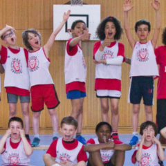 Special Camp Mini Basket