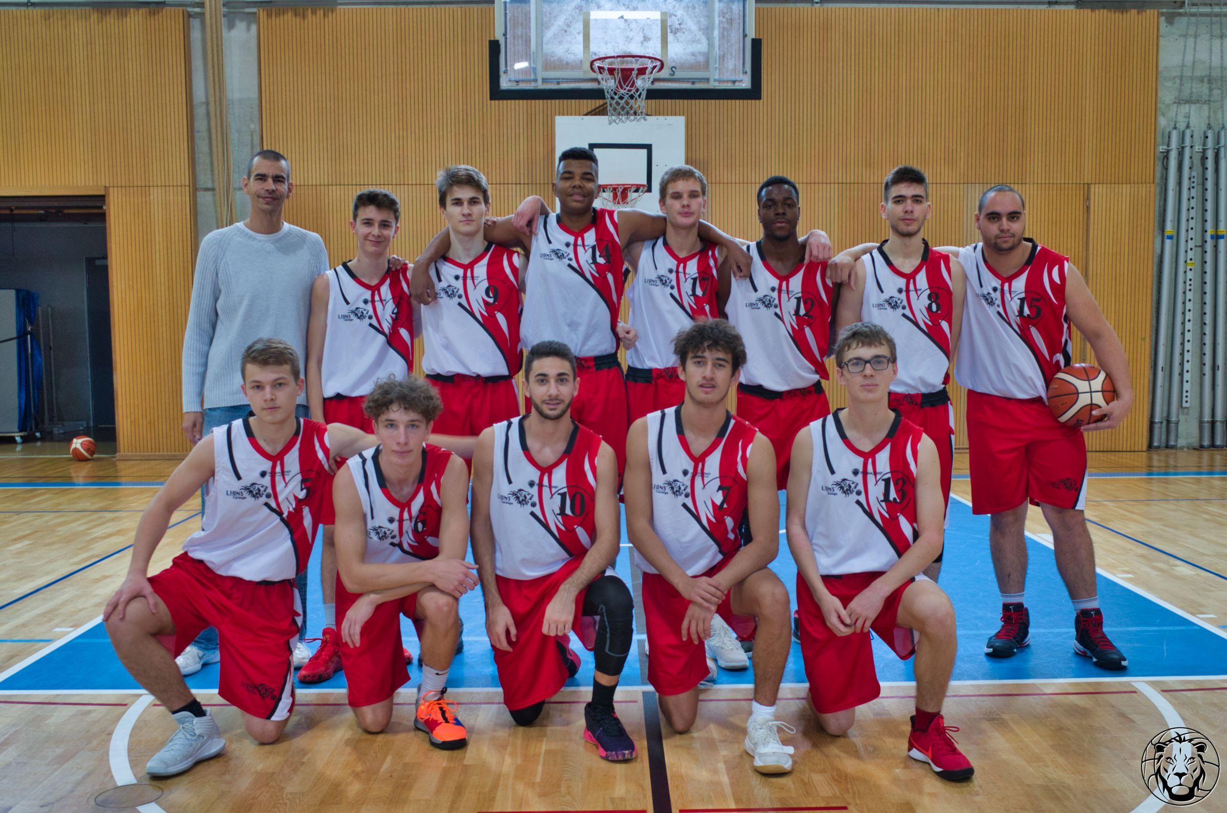 U20M saison 2019-2020