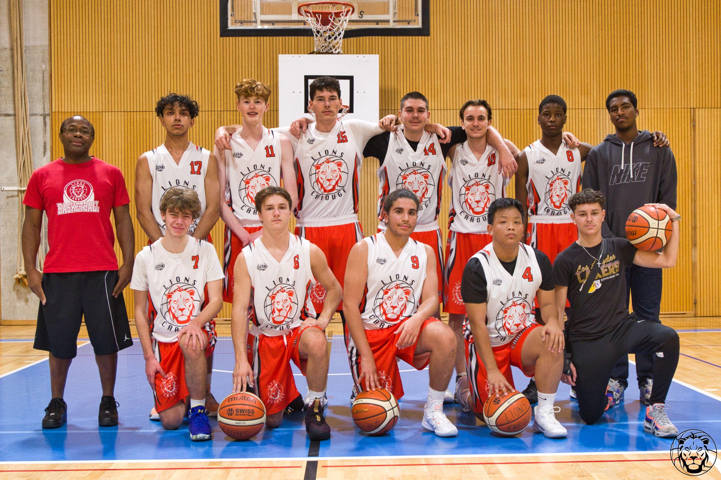 U18M saison 2020-2021